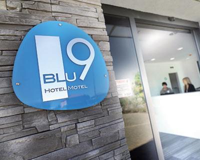 Blu9 Hotel-Motel