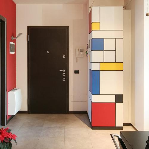 R House - Kandinsky - Milan