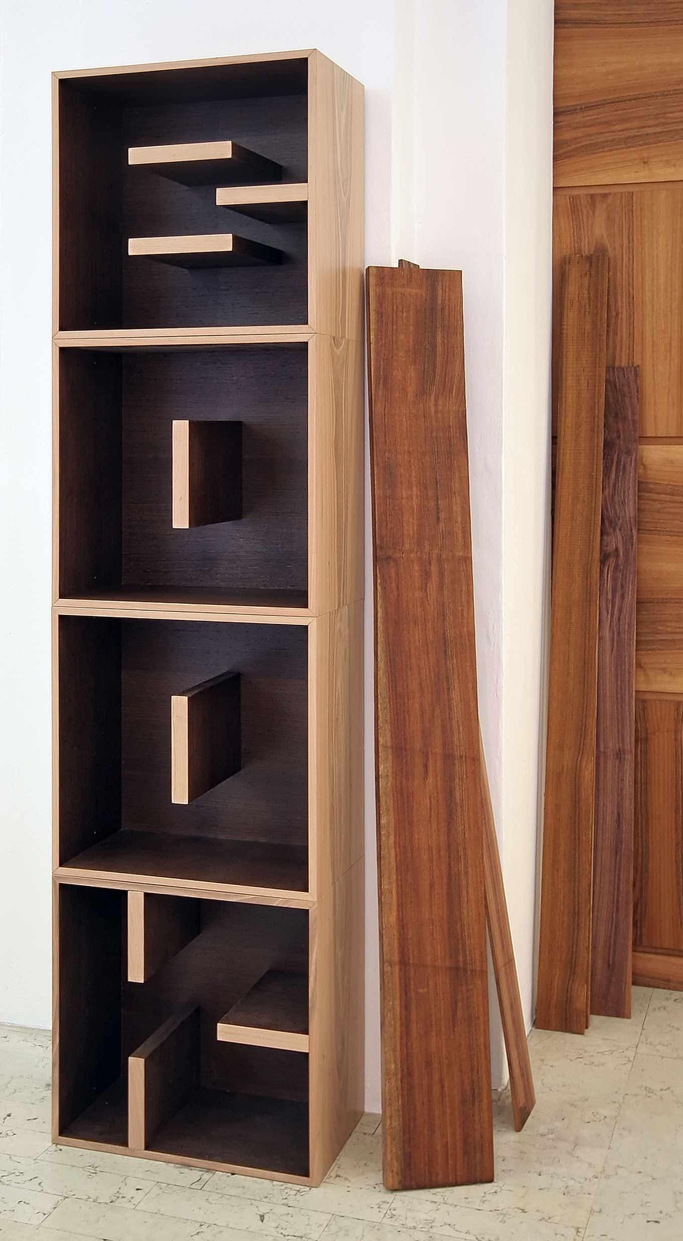 Abc Bookcase Saporiti